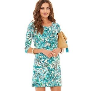 Lilly Pulitzer Corine Pima Cotton Shift Dress